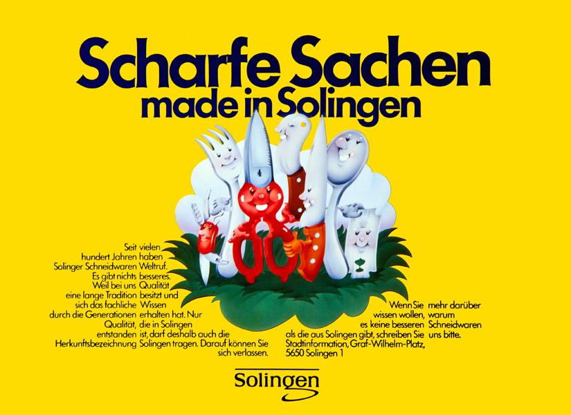 1976_Plakat_Scharfe_Sachen