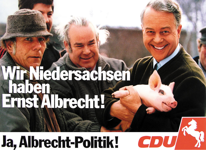 Ja-Albrecht-Politik